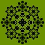 Patrón de Techno Imagen de archivo