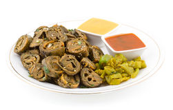 Patra Bhajiya Photos stock