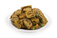 Patra Bhajiya Stock Images