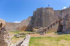 Patras Castle, Peloponnese, Greece Stock Images