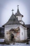Patrauti kyrka Royaltyfri Fotografi
