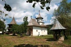 Patrauti monastery