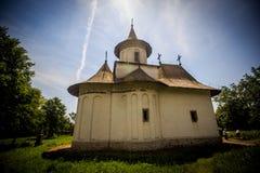 Patrauti Monastery Royalty Free Stock Photos