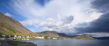 Patreksfjörður Fotos de archivo