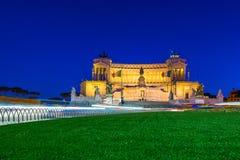 Patria di della di Altare - Vittoriano/Roma/Italia Fotografie Stock