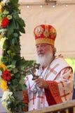 Patriarca de Moscú y de toda la Rusia, Kirill Fotografía de archivo libre de regalías