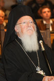 Patriarch Bartholomew Stock Photography