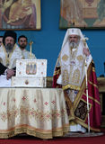Patriarch Daniel of Romania Royalty Free Stock Photo