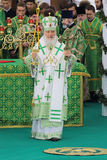 Patriarch Kirill of Moscow Royalty Free Stock Photography
