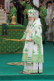 Patriarch Kirill of Moscow Royalty Free Stock Photo
