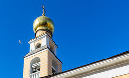 Patriarch's residence tower, Moscow Stock Image