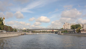 Patriarchal bridge Royalty Free Stock Image