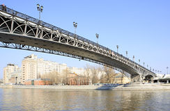 Patriarchal bridge Stock Photography