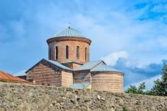 Patriarchal Cathedral in Pitsunda, Abkhazia. Stock Photos