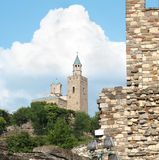 Patriarchal Church In Veliko Tarnovo, Bulgaria Royalty Free Stock Photos