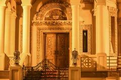 Patriarchalischer Sitz Stockfotografie