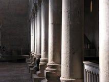 patriarchalna aquileia bazylika obraz stock