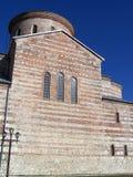 Patriarchalna katedra w Pitsunda, na cześć apostoła Andrew Obraz Royalty Free