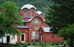 Patriarchate of Pec Royalty Free Stock Photo