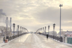 Patriarshy Bridge Royalty Free Stock Photo