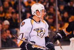 Patric Hornqvist, Nashville Predators. Nashville Predators forward Patric Hornqvist #27 Royalty Free Stock Photography