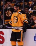 Patrice Bergeron Boston Bruins Stockbild