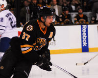 Patrice Bergeron, Boston Bruins Photos libres de droits