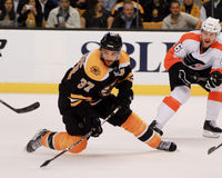Patrice Bergeron, Boston Bruins Foto de Stock