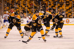 Patrice Bergeron, Boston Bruins Stockfotos