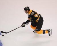 Patrice Bergeron Boston Bruins Royaltyfria Foton
