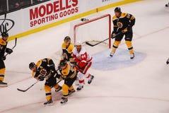 Patrice Bergeron Boston Bruins Royaltyfri Fotografi