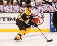Patrice Bergeron Boston Bruins Fotografering för Bildbyråer