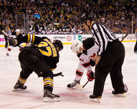 Patrice Bergeron Boston Bruins Royalty Free Stock Images