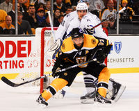 Patrice Bergeron, Boston Bruins Royalty Free Stock Photography