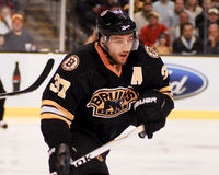 Patrice Bergeron, Boston Bruins Stock Image