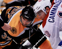 Patrice Bergeron, Boston Bruins Royalty Free Stock Images