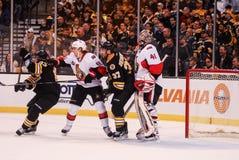 Patrice Bergeron, Boston Bruins Stock Image