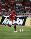 Patrice Evra of Man Utd. Stock Photography