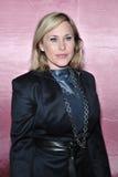 Patricia Arquette, desfile de moda Imágenes de archivo libres de regalías