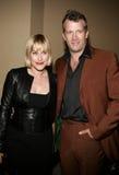 Patricia Arquette e Thomas Jane immagini stock