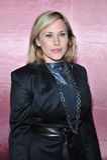 Patricia Arquette, Modeschau lizenzfreie stockbilder