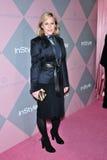 Patricia Arquette, sfilata di moda fotografie stock libere da diritti