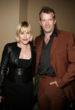 Patricia Arquette and Thomas Jane Stock Images