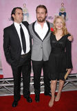 Patricia Clarkson, Peter Schneider, Ryan Gosling Royalty Free Stock Photo