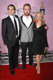 Patricia Clarkson, Peter Schneider, Ryan Gosling Stock Photo