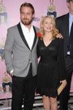 Patricia Clarkson, Ryan Gosling immagine stock