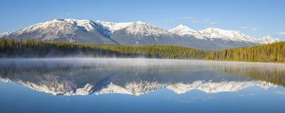 Patricia jezioro w Jaspisowym parku narodowym fotografia stock
