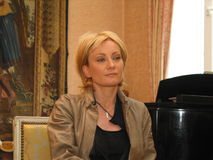 Patricia Kaas Stock Photography