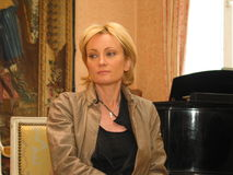 Patricia Kaas Royalty Free Stock Images