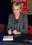 Patricia Kaas in Parijs Stock Afbeelding